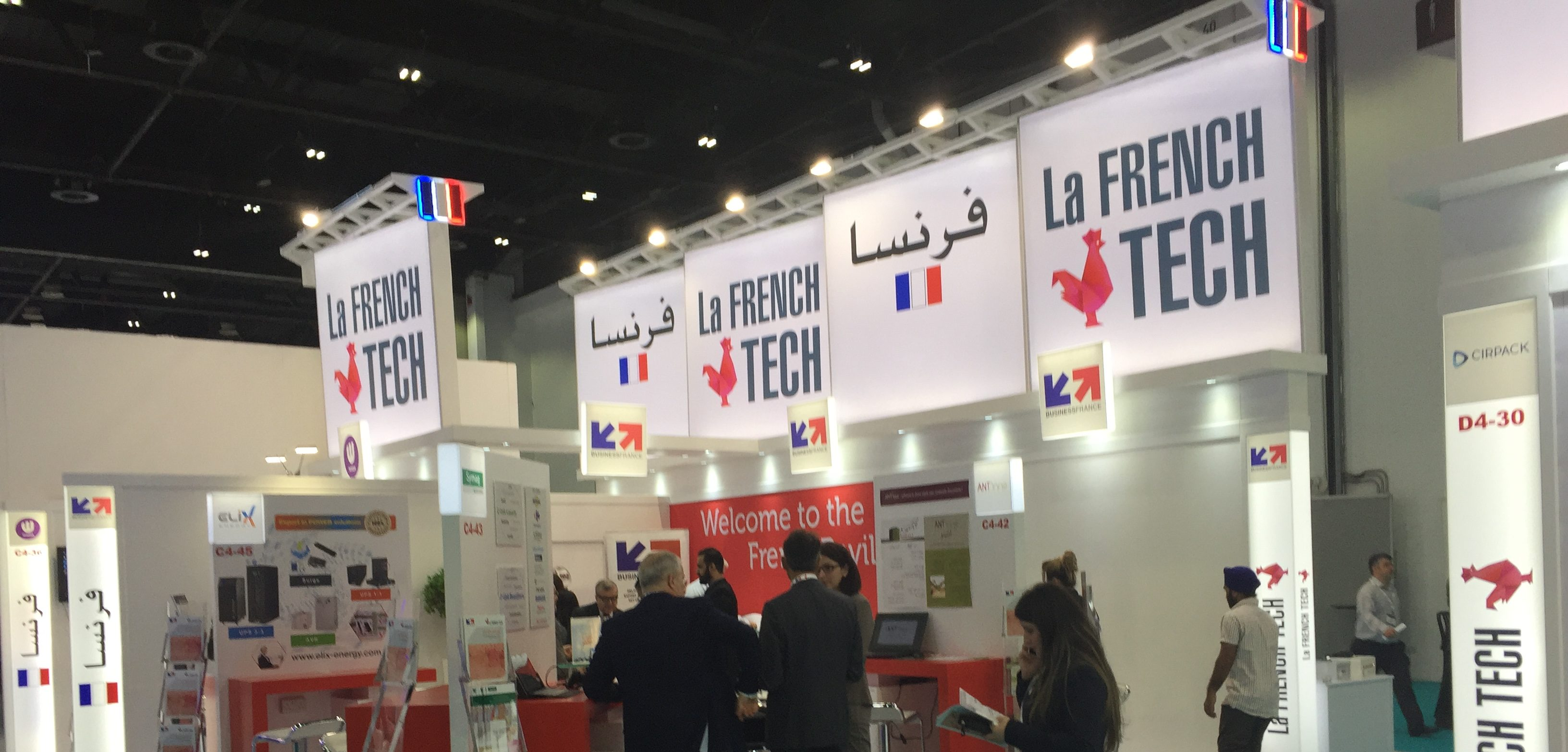 French Tech GITEX Dubaï