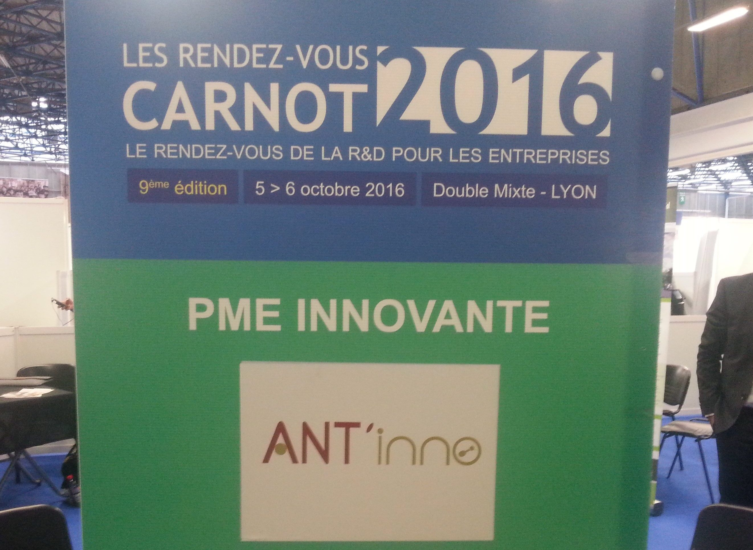 solution innovante GED innovation Rendez-vous Carnot